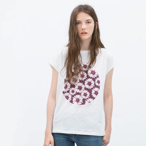 flower-print-t-shirt
